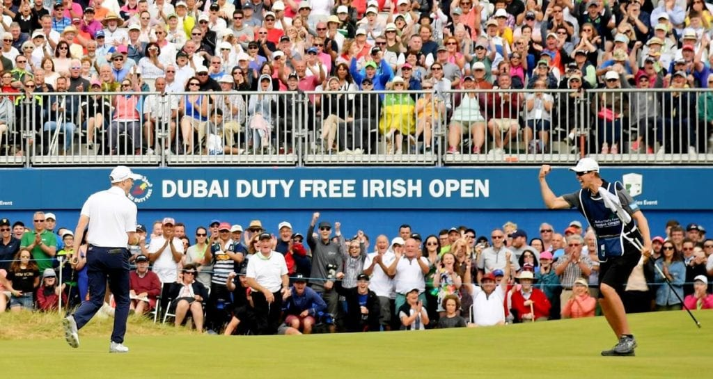 Knox to defend Dubai Duty Free Irish Open title, © Getty Images