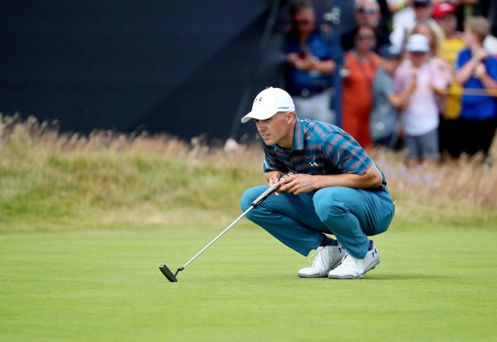 Jordan Spieth has finished no lower than 11th in five appearances at Augusta National