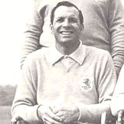Max Faulkner - the first recipient of the Association of Golf Writers Trophy in 1951