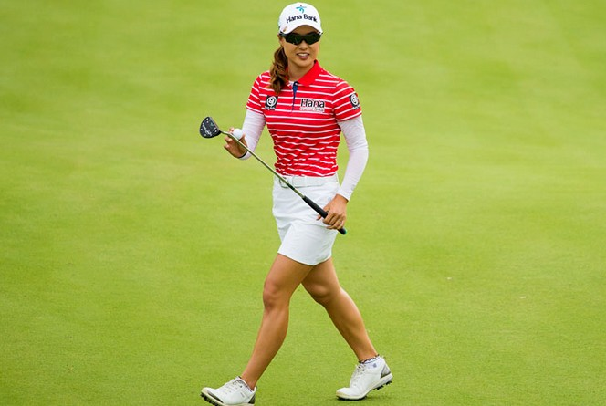 Minjee Lee, R2 ActewAGL Canberra Classic