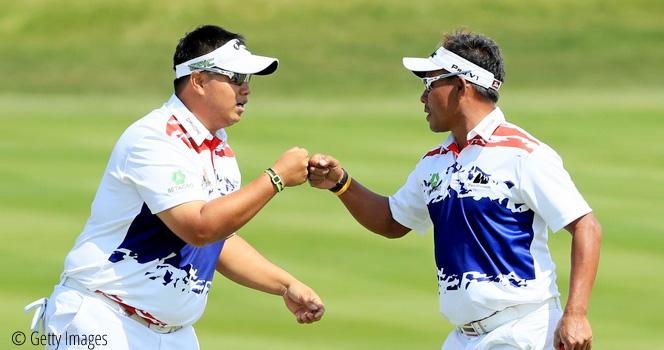 GolfSixes attracting European Tour winners from around the world, © Getty Images