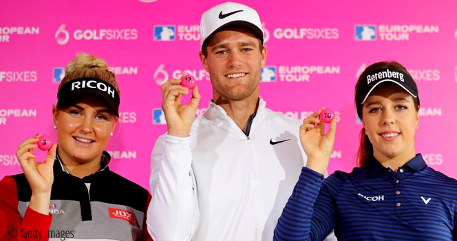 English teams ready for Golf Sixes, © Getty Images