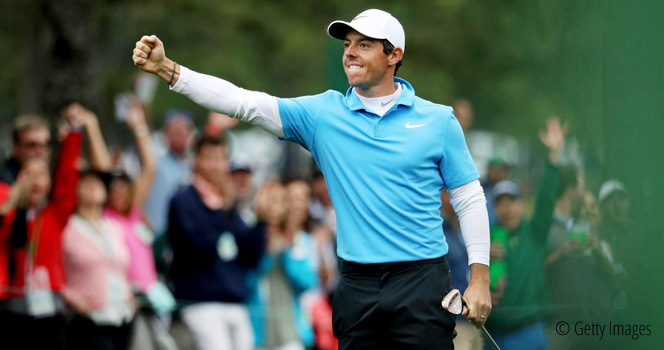 Patrick Reed & Rory McIlroy set for repeat battle, Masters 2018 Day 3, © Getty Images