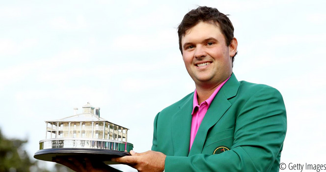 Masters - Patrick Reed wins first Major, © Getty Images