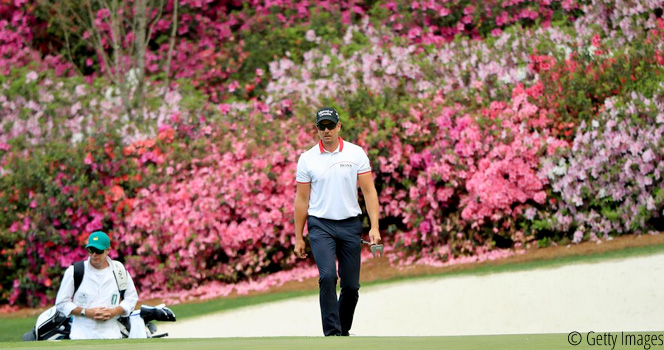 Henrik Stenson, Masters Day 2, © Getty Images