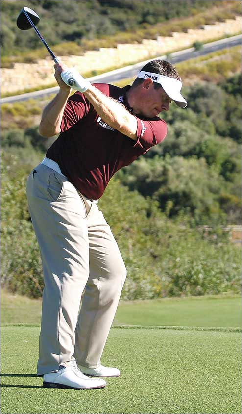 Lee Westwood - The Ultimate Driving Machine