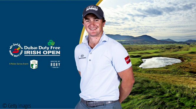 Dunne looking forward to his 'fifth Major' at Ballyliffin, © Getty Images