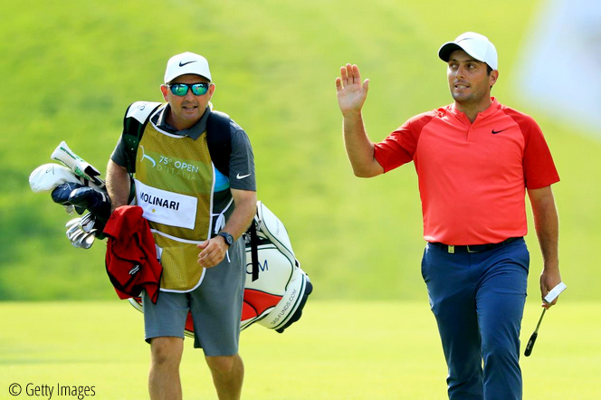 Slattery hoping to spoil Molinari's homecoming party in Italy, © Getty Images