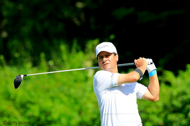 Miguel Angel Martin, Gomez & Martin tied for lead in Senior Italian Open, © Getty Images