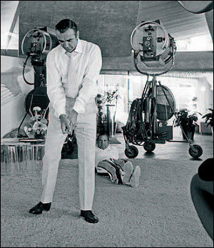 Bond, Golf and Me - Sean Connery