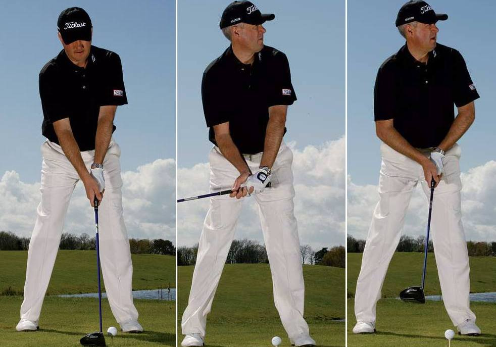 Dynamics of speed - How good players make hitting the ball a long way look easy...