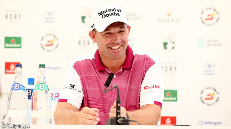 Harrington hungry for victory in Ballyliffin, © Getty Images