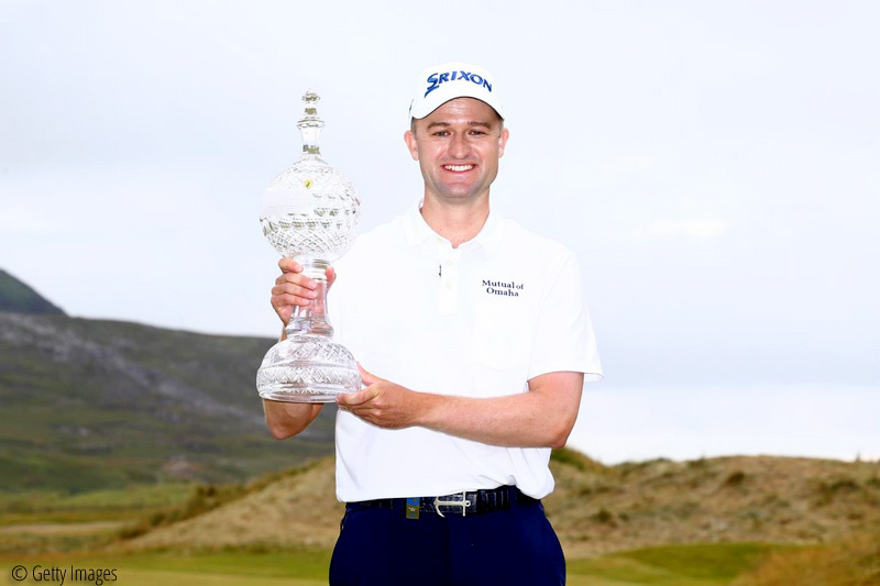 Russell Knox wins playoff for Irish Open, © Getty Images