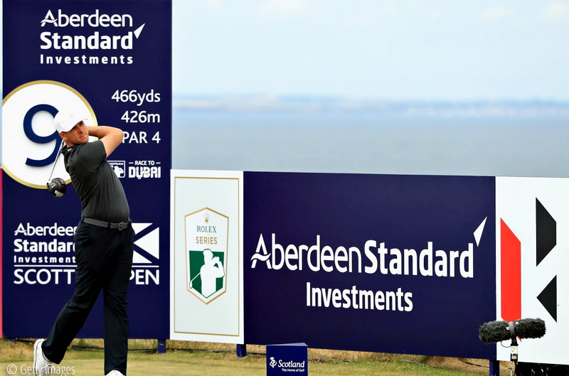 List leads the way at the Aberdeen Standard Investments Scottish Open, © Getty Images