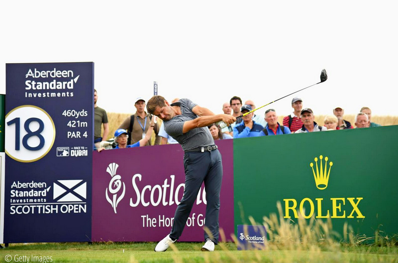 Rock stars on Gullane's grand stage, © Getty Images