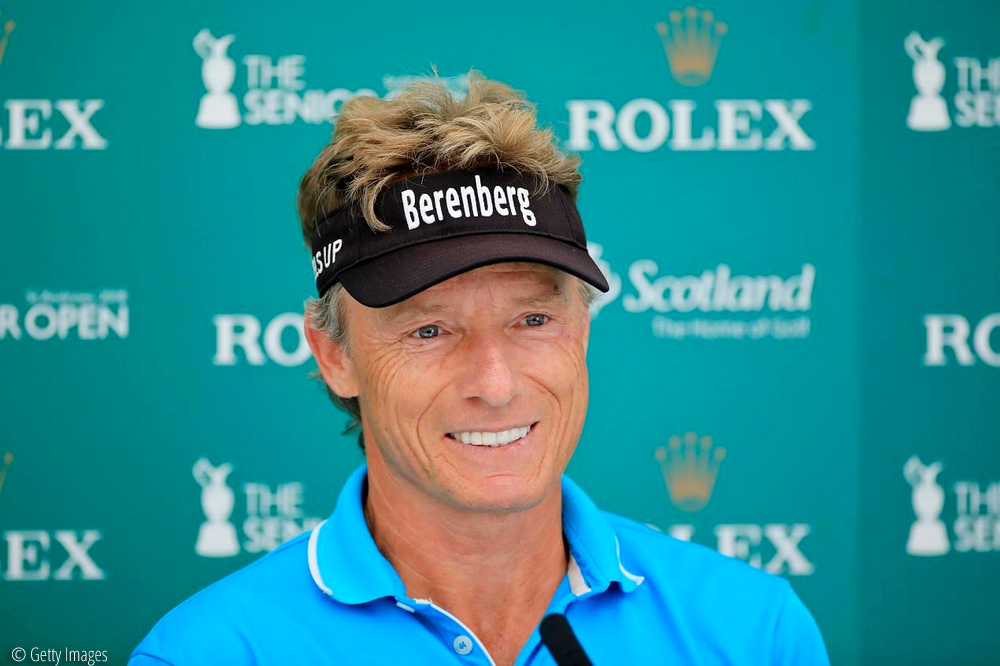 Langer ready for Old Course after Carnoustie test, © Getty Images