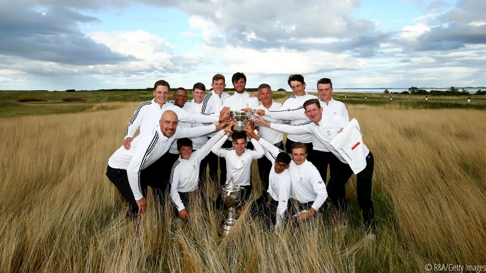 England win Boys Home International for third consecutive year, © R&A/Getty Images