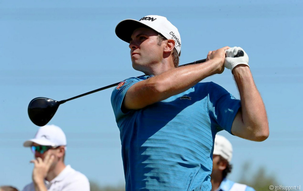 Arnaus and Evans share the lead in France, © golfsupport.nl