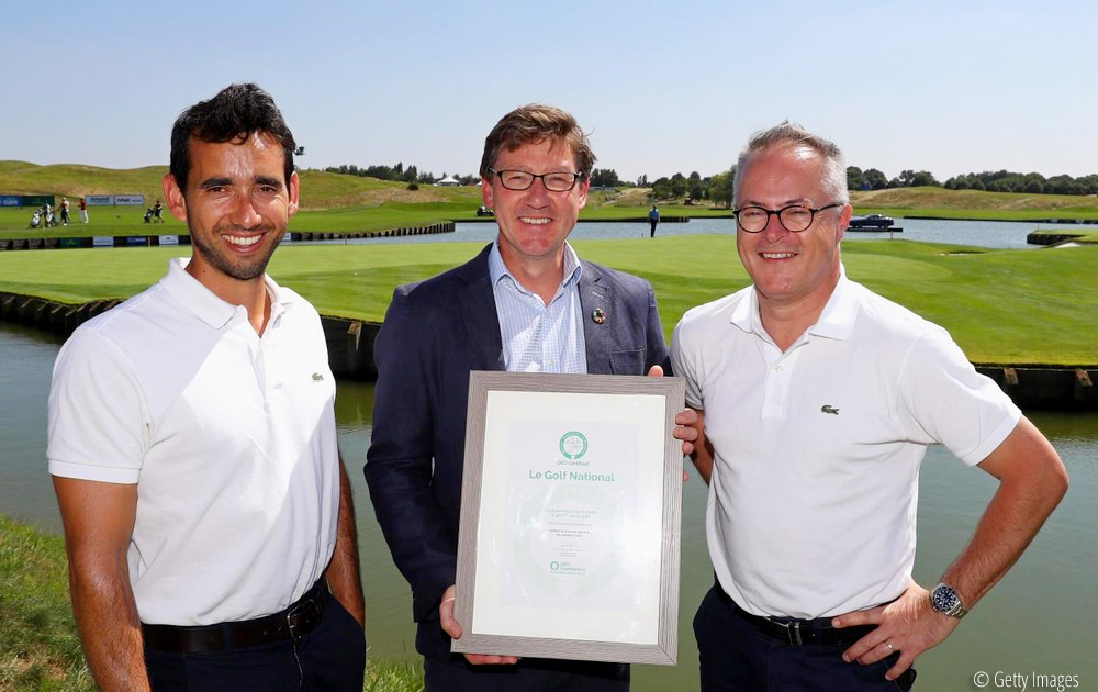 Le Golf National retains GEO Certified® accolade, © Getty Images