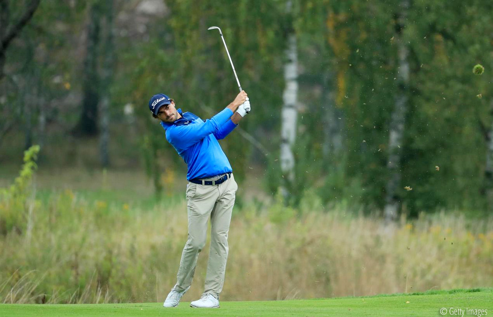 Sordet soars to the summit in Sweden, © Getty Images