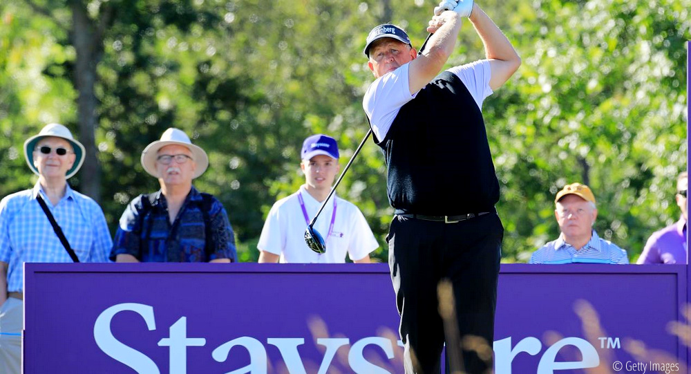 Mighty Monty off to storming start in London , © Getty Images