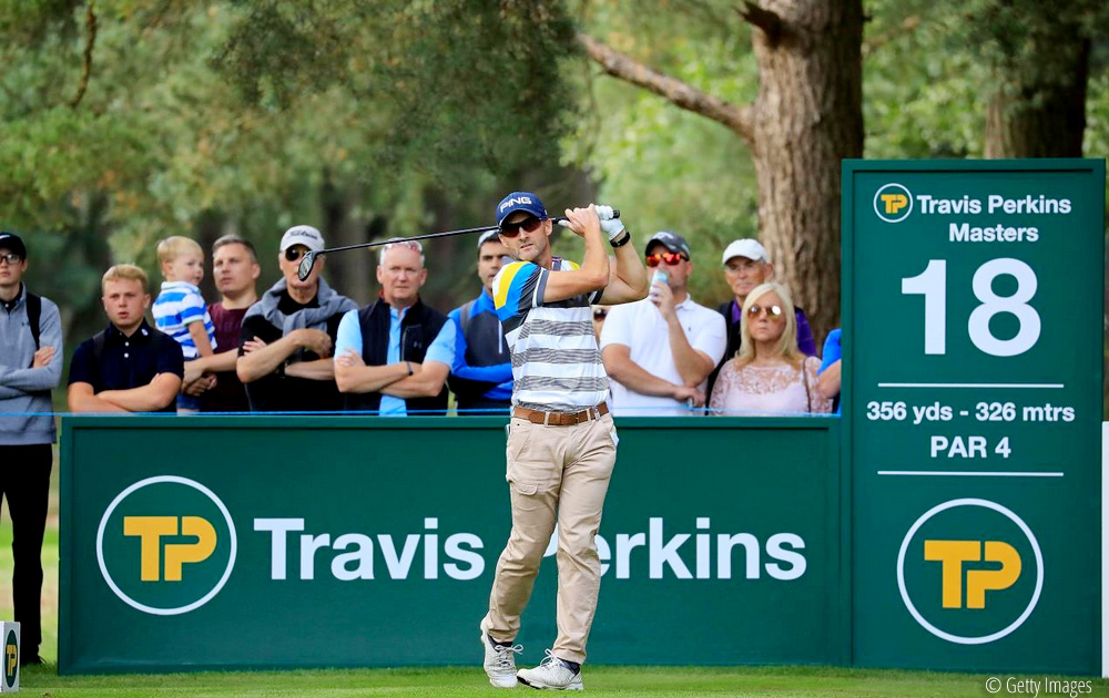 Streeter holds commanding lead after Day One at Woburn, © Getty Images