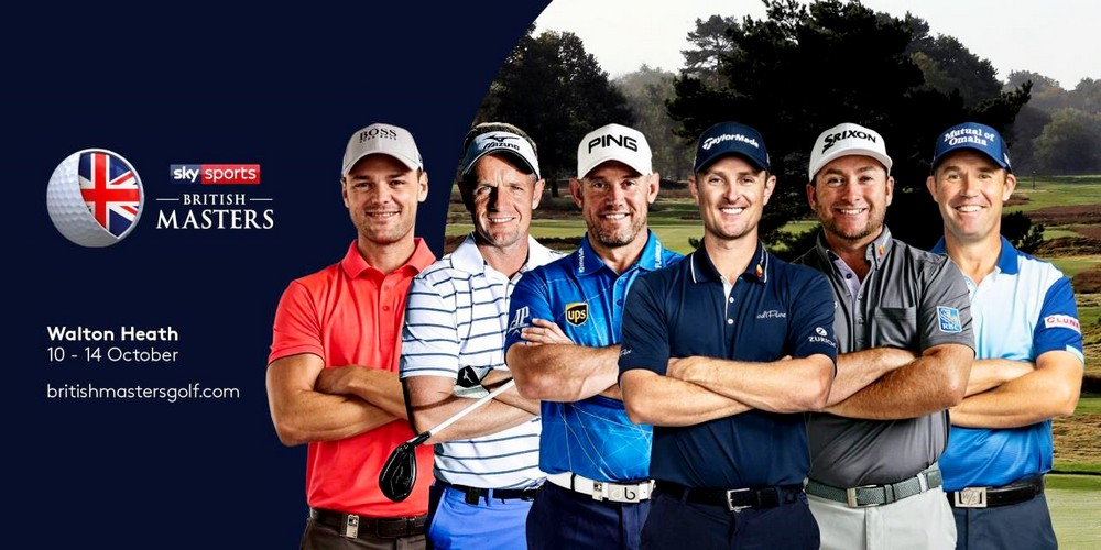 Major Champions and former World Number Ones join Rose at Walton Heath