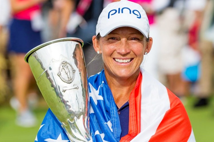 Angela Stanford wins first major in France