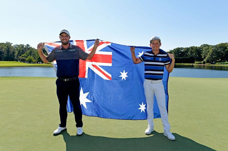 Teams finalized for ISPS HANDA Melbourne World Cup of Golf