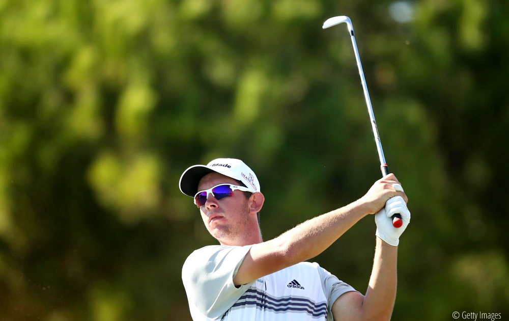 Herbert moves ahead in Vilamoura, © Getty Images