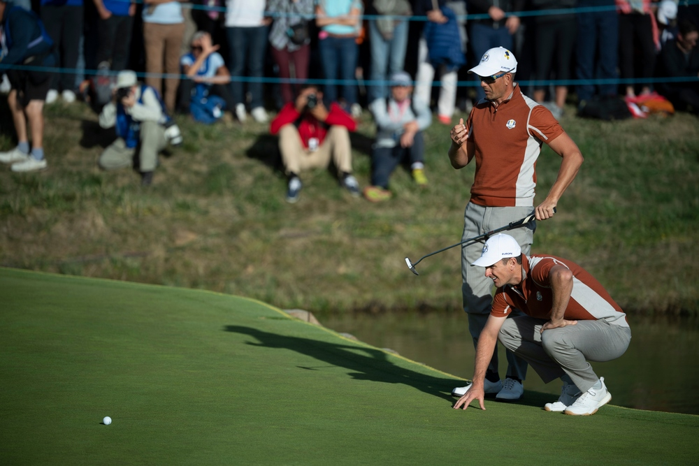 Europe lead US 10-6 heading into final day of Ryder Cup, © Matthew Harris / TGPL