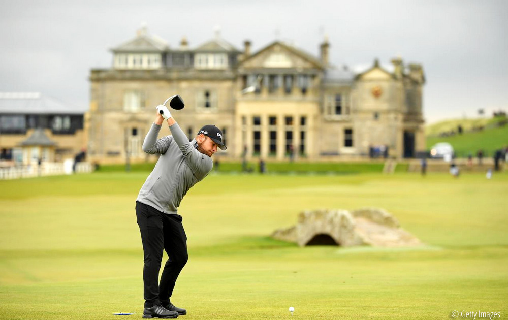 Ryder Cup stars on show in Scotland, © Getty Images