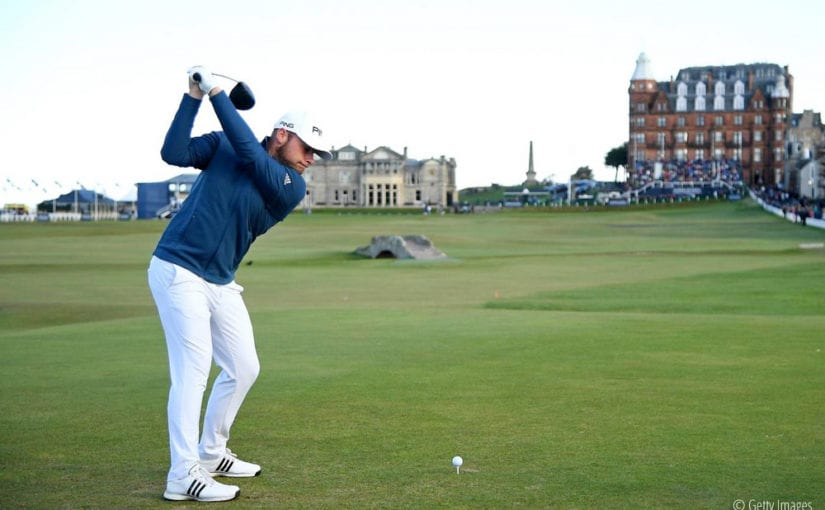 Hatton has historic Alfred Dunhill Links Championship treble in his sights, © Getty Images