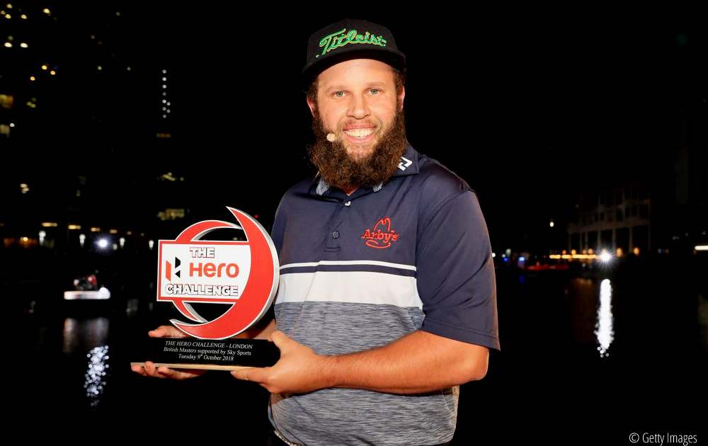 Beef crowned the Hero in Canary Wharf spectacle, © Getty Images