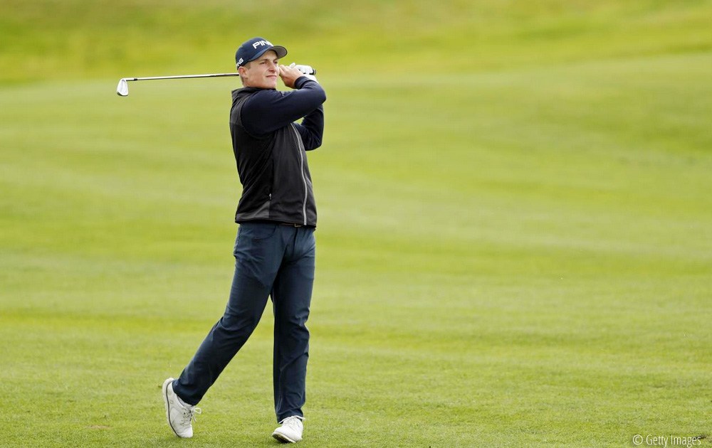 Trio share lead in Ireland, © Getty Images