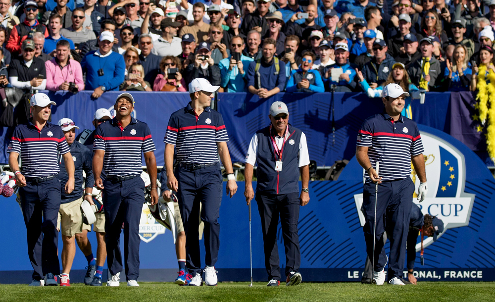 Ryder Cup: The all-American hangover, © Matthew Harris / TGPL