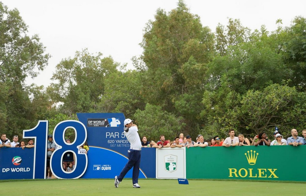 Reed versus Willett in battle to be Master of Dubai, © Getty Images