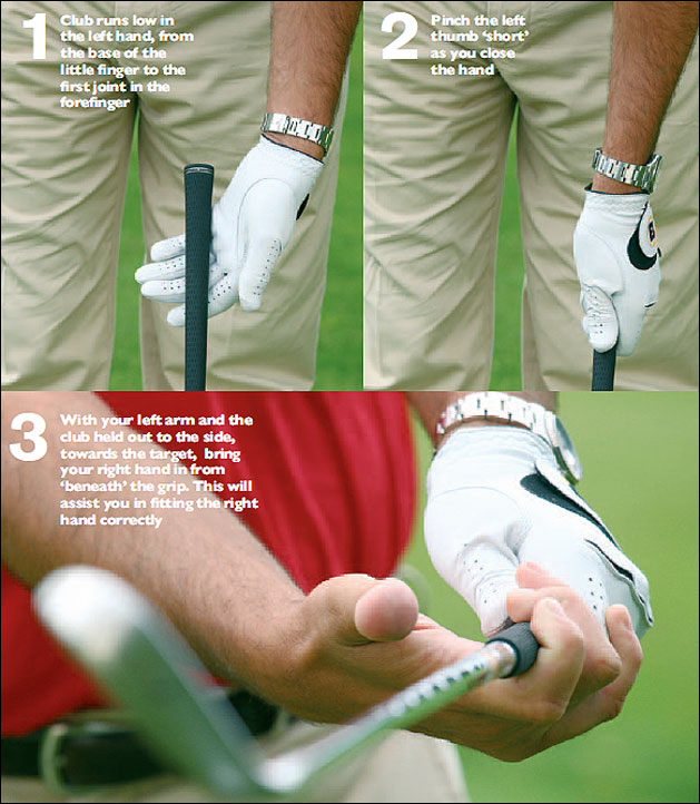 Essential Lessons for a Solid Swing - Golf Today