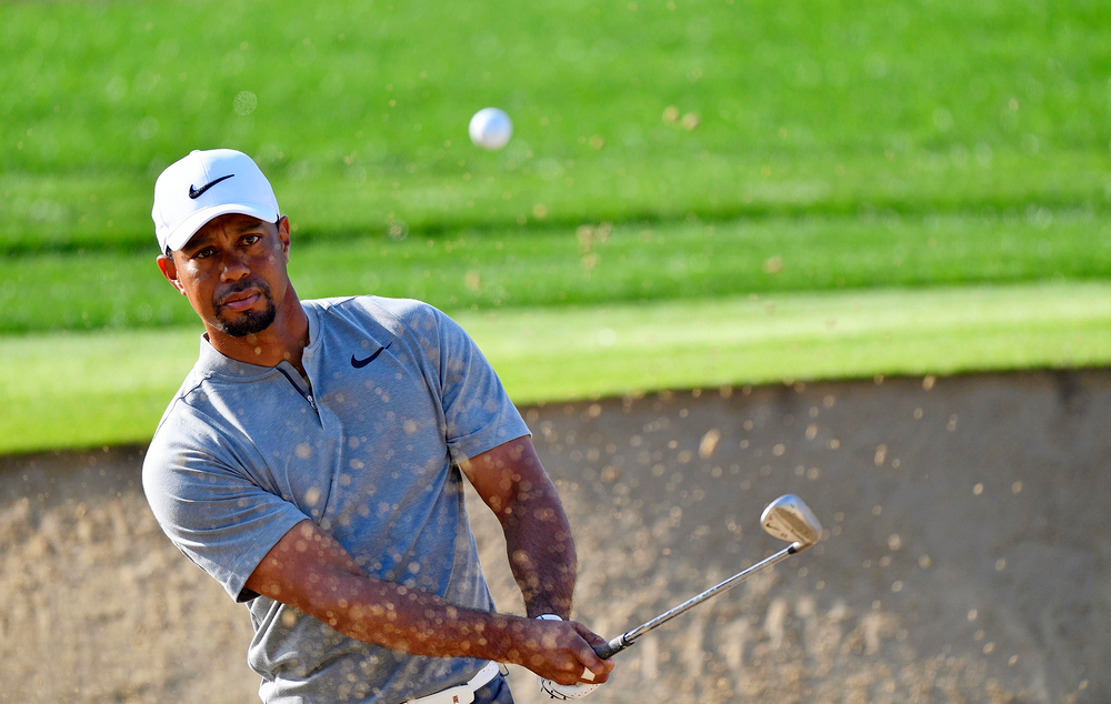 Tiger Woods and Discovery's GOLFTV Announce exclusive,long-term global gontent partnership © Matthew Harris / TGPL