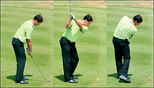 Two minute golf lessons - Build consistency at the set-up