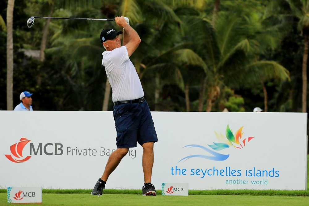 Lehman leads weather-affected MCB Tour Championship - Seychelles, © Getty Images