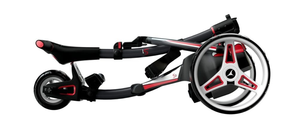 Motocaddy unveils exciting additions to 2019 trolley range