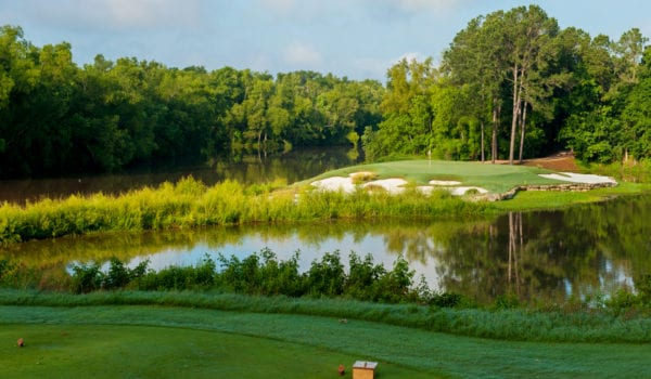 """Grade """"A"""" Architecture, Whispering Pines Golf Club"""
