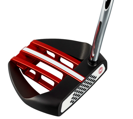 New Odyssey Stroke Lab putters