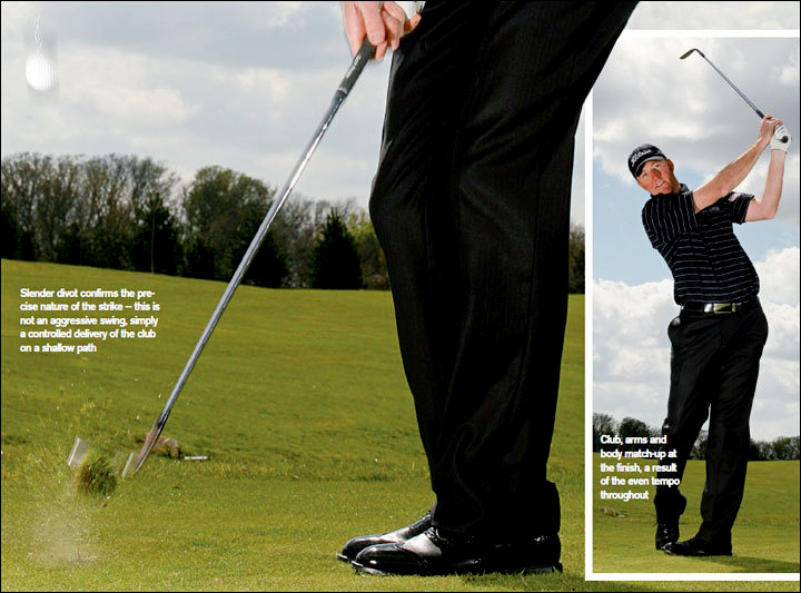 Perfect pitching - Get the moves like Stricker