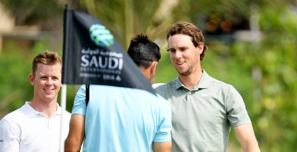 Pieters on top in Saudi International, © Getty Images