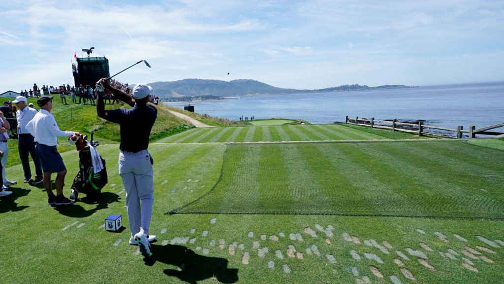 The Tatum Touch – Sandy was a Dandy - 2019 US Open - Pebble Beach Golf Links