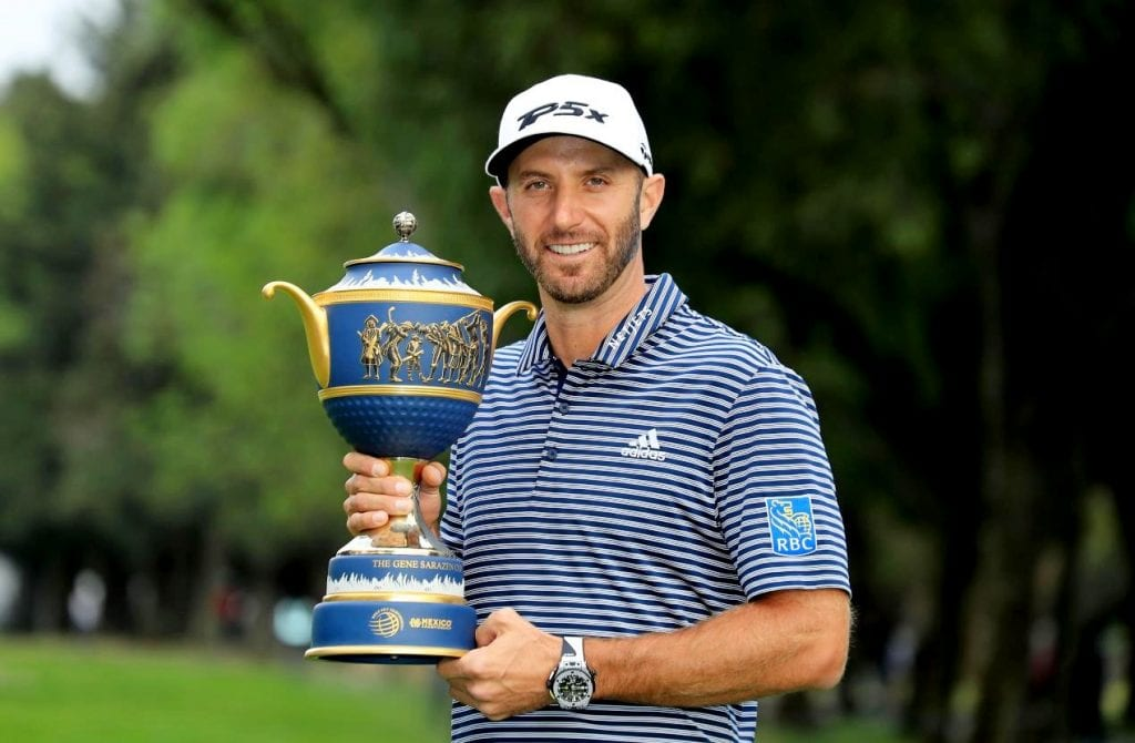 Johnson cruises to sixth WGC title in Mexico, © Getty Images