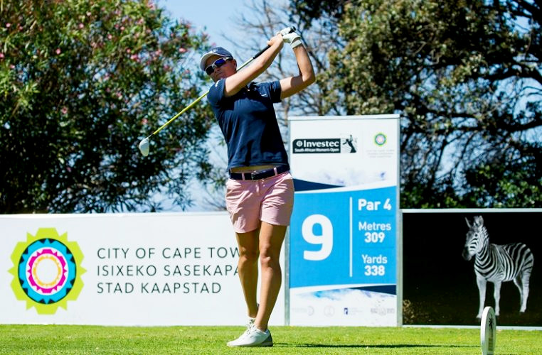 Lee-Anne Pace takes lead in South Africa, © Ladies European Tour