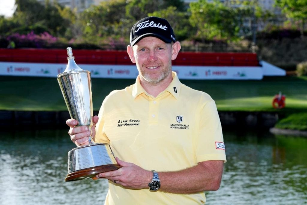Gallacher triumphs in India, © Getty Images